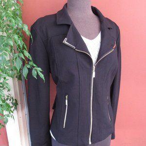 Anne Klein Women's Black Jacket Large
